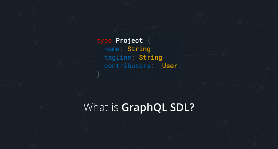 GraphQL SDL — Schema Definition Language | Prisma